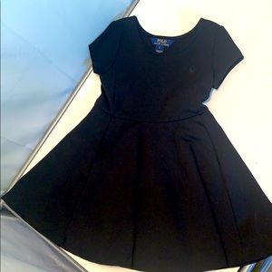 Polo by Ralph Lauren Fit and Flare girls dress